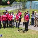Nahge O'Brien Memorial Tree Planting, CedarBridge Bermuda May 3 2013-10