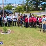 Nahge O'Brien Memorial Tree Planting, CedarBridge Bermuda May 3 2013-12