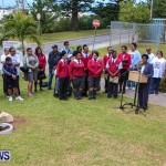 Nahge O'Brien Memorial Tree Planting, CedarBridge Bermuda May 3 2013-15