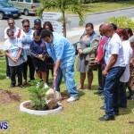 Nahge O'Brien Memorial Tree Planting, CedarBridge Bermuda May 3 2013-19