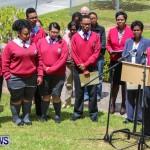 Nahge O'Brien Memorial Tree Planting, CedarBridge Bermuda May 3 2013-2