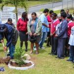 Nahge O'Brien Memorial Tree Planting, CedarBridge Bermuda May 3 2013-26