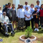 Nahge O'Brien Memorial Tree Planting, CedarBridge Bermuda May 3 2013-29