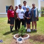 Nahge O'Brien Memorial Tree Planting, CedarBridge Bermuda May 3 2013-31