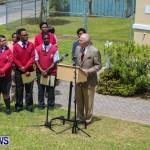 Nahge O'Brien Memorial Tree Planting, CedarBridge Bermuda May 3 2013-5
