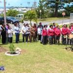 Nahge O'Brien Memorial Tree Planting, CedarBridge Bermuda May 3 2013-6