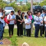 Nahge O'Brien Memorial Tree Planting, CedarBridge Bermuda May 3 2013-7