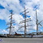 Training Tall Ship Gunilla In St George's, Bermuda May 6 2013-1
