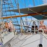 Training Tall Ship Gunilla In St George's, Bermuda May 6 2013-5