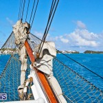 Training Tall Ship Gunilla In St George's, Bermuda May 6 2013-9