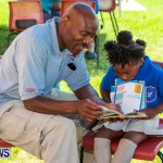 Men Reading At Elliot Primary School Bermuda, June 7 2013-12