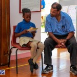 Men Reading At Elliot Primary School Bermuda, June 7 2013-16