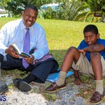 Men Reading At Elliot Primary School Bermuda, June 7 2013-21