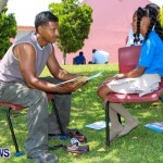 Men Reading At Elliot Primary School Bermuda, June 7 2013-26