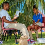 Men Reading At Elliot Primary School Bermuda, June 7 2013-28