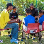 Men Reading At Elliot Primary School Bermuda, June 7 2013-34