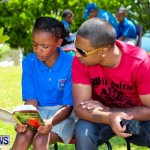 Men Reading At Elliot Primary School Bermuda, June 7 2013-36