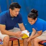 Men Reading At Elliot Primary School Bermuda, June 7 2013-4