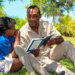 Men Reading At Elliot Primary School Bermuda, June 7 2013-45