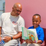 Men Reading At Elliot Primary School Bermuda, June 7 2013-48