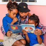 Men Reading At Elliot Primary School Bermuda, June 7 2013-5