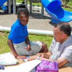 Men Reading At Elliot Primary School Bermuda, June 7 2013-51