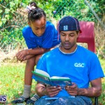 Men Reading At Elliot Primary School Bermuda, June 7 2013-52