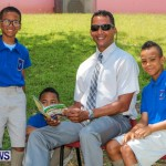 Men Reading At Elliot Primary School Bermuda, June 7 2013-59