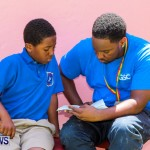 Men Reading At Elliot Primary School Bermuda, June 7 2013-66