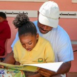 Men Reading At Elliot Primary School Bermuda, June 7 2013-7