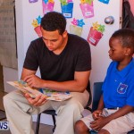Men Reading At Elliot Primary School Bermuda, June 7 2013-76