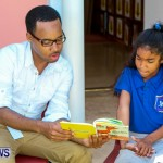 Men Reading At Elliot Primary School Bermuda, June 7 2013-78