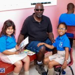 Men Reading At Elliot Primary School Bermuda, June 7 2013-8