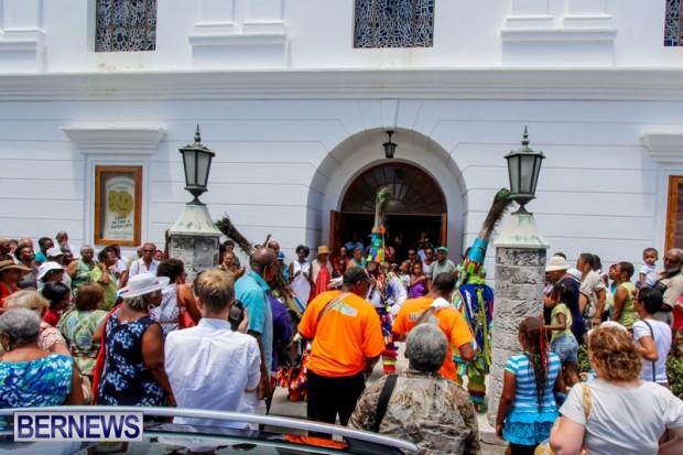 Nelson Mandela Birthday Celebrations Bermuda, July 18 2013-6