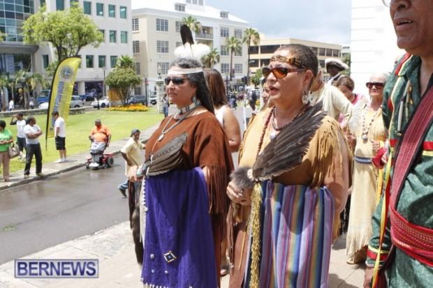 Pow Wow visitors to Bermuda June 21 13 (17)