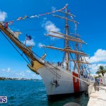US Coast Guard Eagle Tall Ship  Bermuda, June 29 2013-11