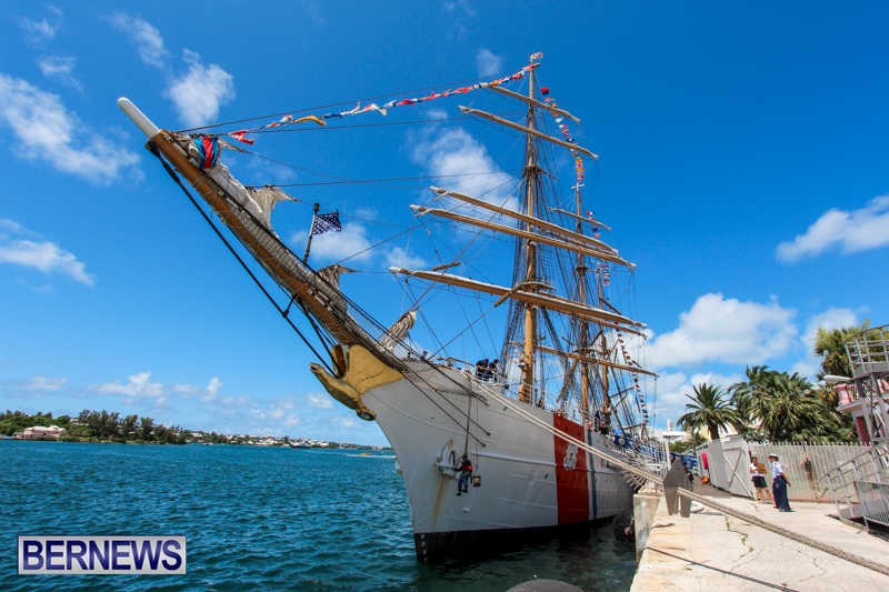 US-Coast-Guard-Eagle-Tall-Ship-Bermuda-June-29-2013-121