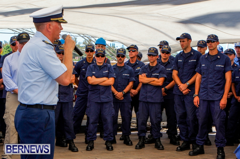 US-Coast-Guard-Eagle-Tall-Ship-Bermuda-June-29-2013-22