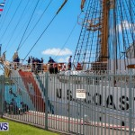 US Coast Guard Eagle Tall Ship  Bermuda, June 29 2013-3