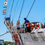 US Coast Guard Eagle Tall Ship  Bermuda, June 29 2013-4