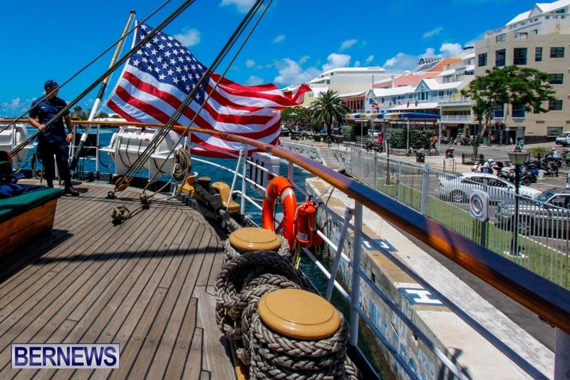 US-Coast-Guard-Eagle-Tall-Ship-Bermuda-June-29-2013-40