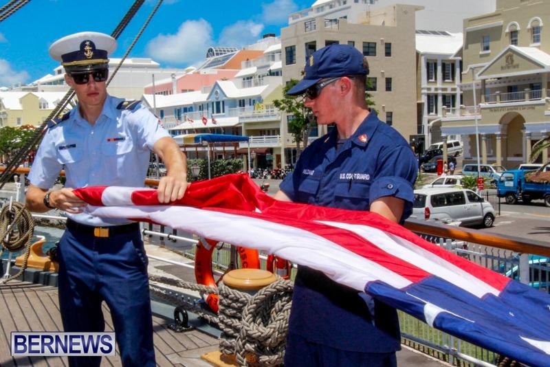 US-Coast-Guard-Eagle-Tall-Ship-Bermuda-June-29-2013-45