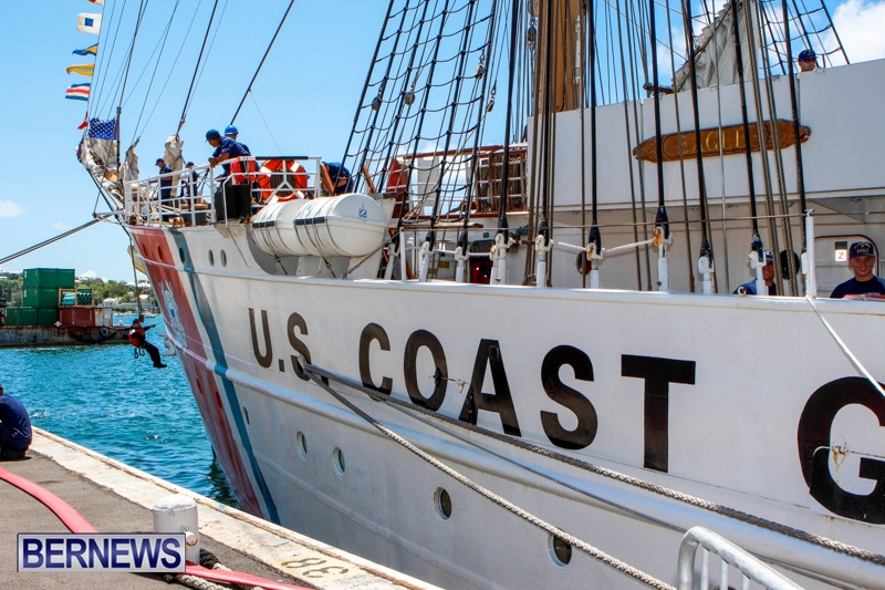 US-Coast-Guard-Eagle-Tall-Ship-Bermuda-June-29-2013-5