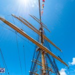 US Coast Guard Eagle Tall Ship  Bermuda, June 29 2013-65