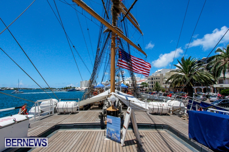 US-Coast-Guard-Eagle-Tall-Ship-Bermuda-June-29-2013-70