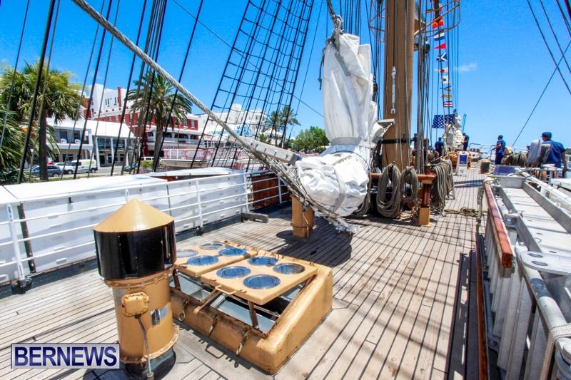 US-Coast-Guard-Eagle-Tall-Ship-Bermuda-June-29-2013-71