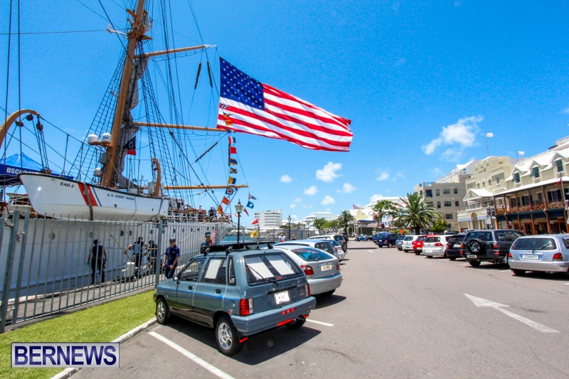 US-Coast-Guard-Eagle-Tall-Ship-Bermuda-June-29-2013-74