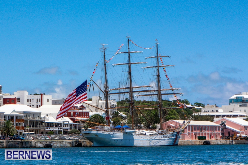 US-Coast-Guard-Eagle-Tall-Ship-Bermuda-June-29-2013-76