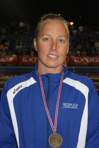 Lisa Blackburn Gold CCCAn 2013