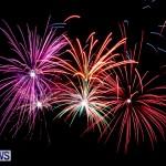 Norwegian Breakaway Fireworks In Dockyard Bermuda, July 4 2013-34